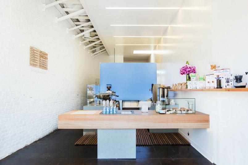 Blue Bottle Coffee, Venice Beach