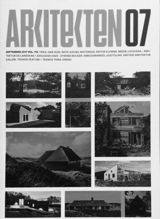 Arkitekten 07 - Furesø - Atelier Lise Juel - Nina Marquardsen