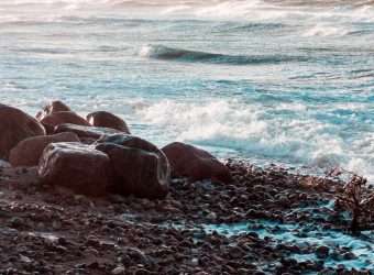 Fotografi af Nina Marquardsen - stormen Ingolf