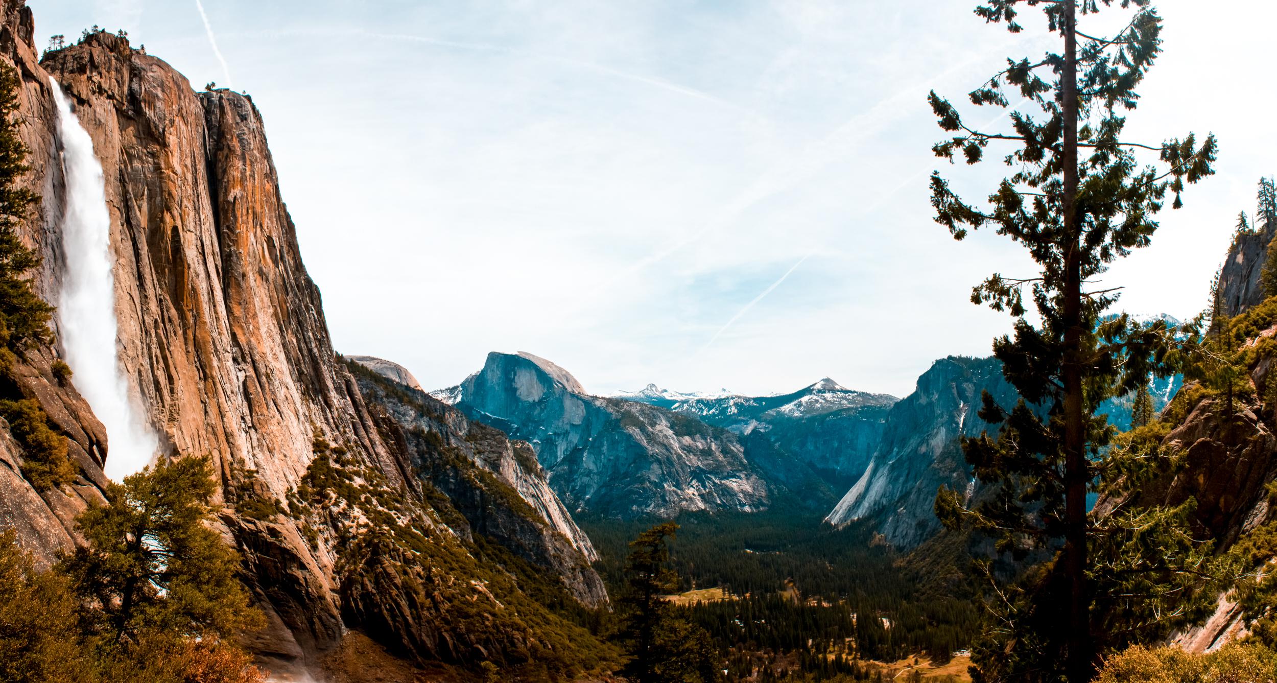 Nina Marquardsen Fotografi Yosemite