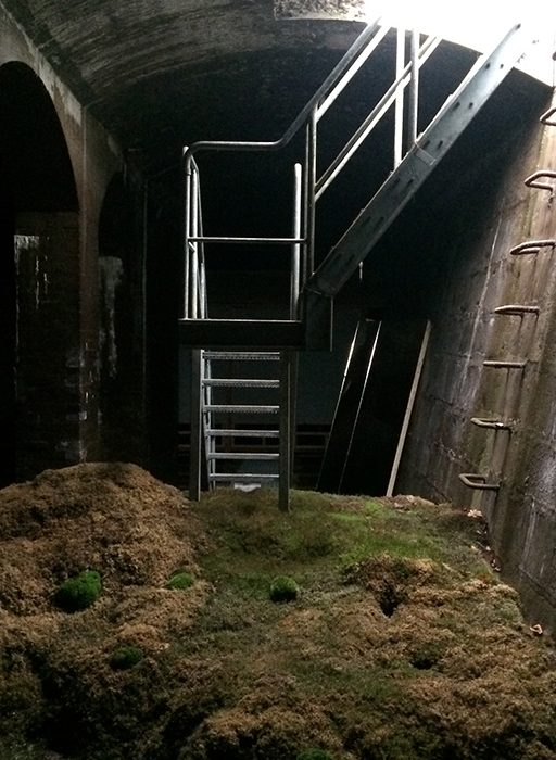 Weekend - Sambuichi i Cisternerne