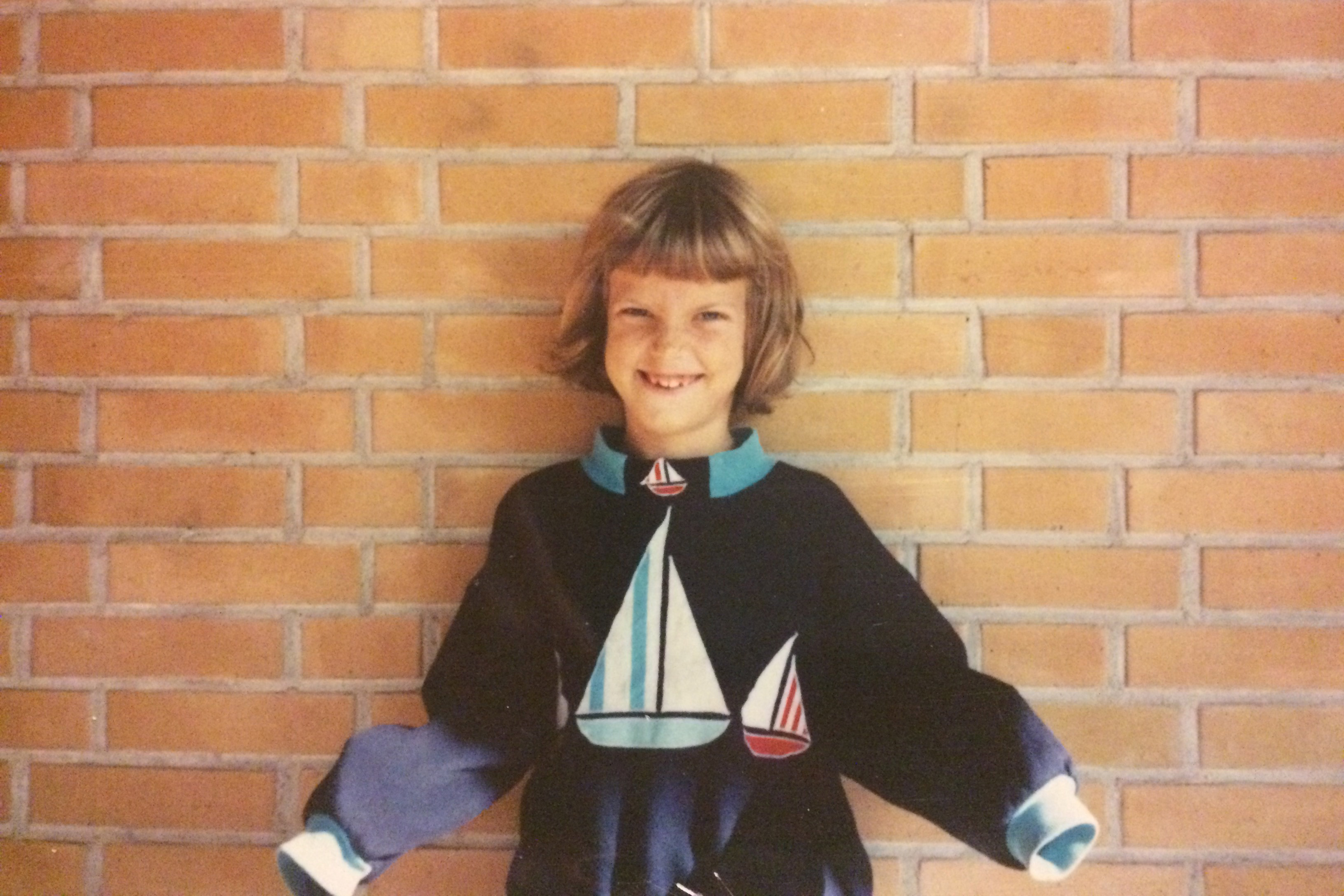 Nina Marquardsen i 1993