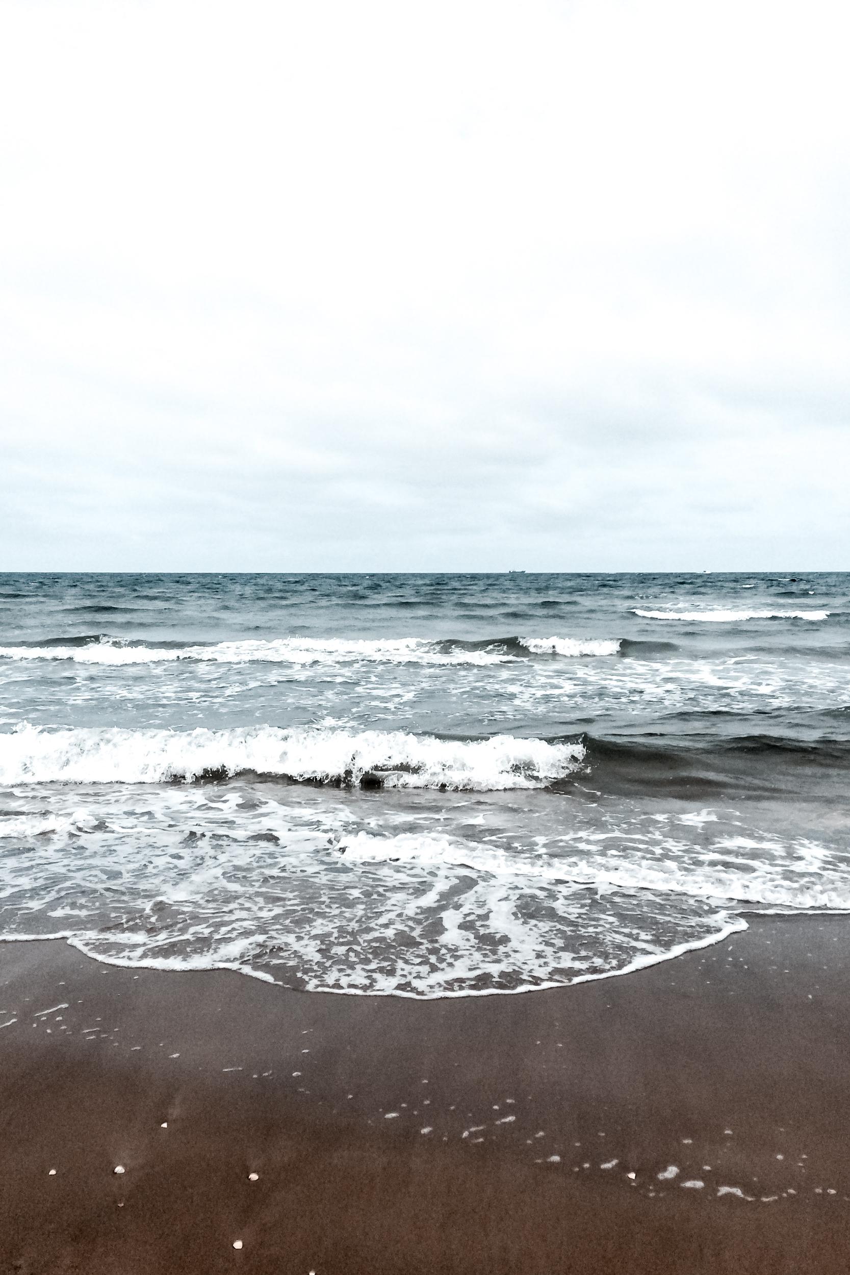 Nina Marquardsen Fotografi - Hornbæk Strand